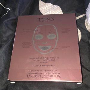 111Skin Rose Gold Facial Masks...5..